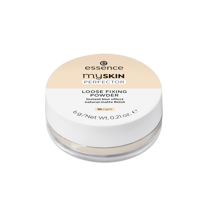 essence my SKIN PERFECTOR LOOSE FIXING POWDER 10 online