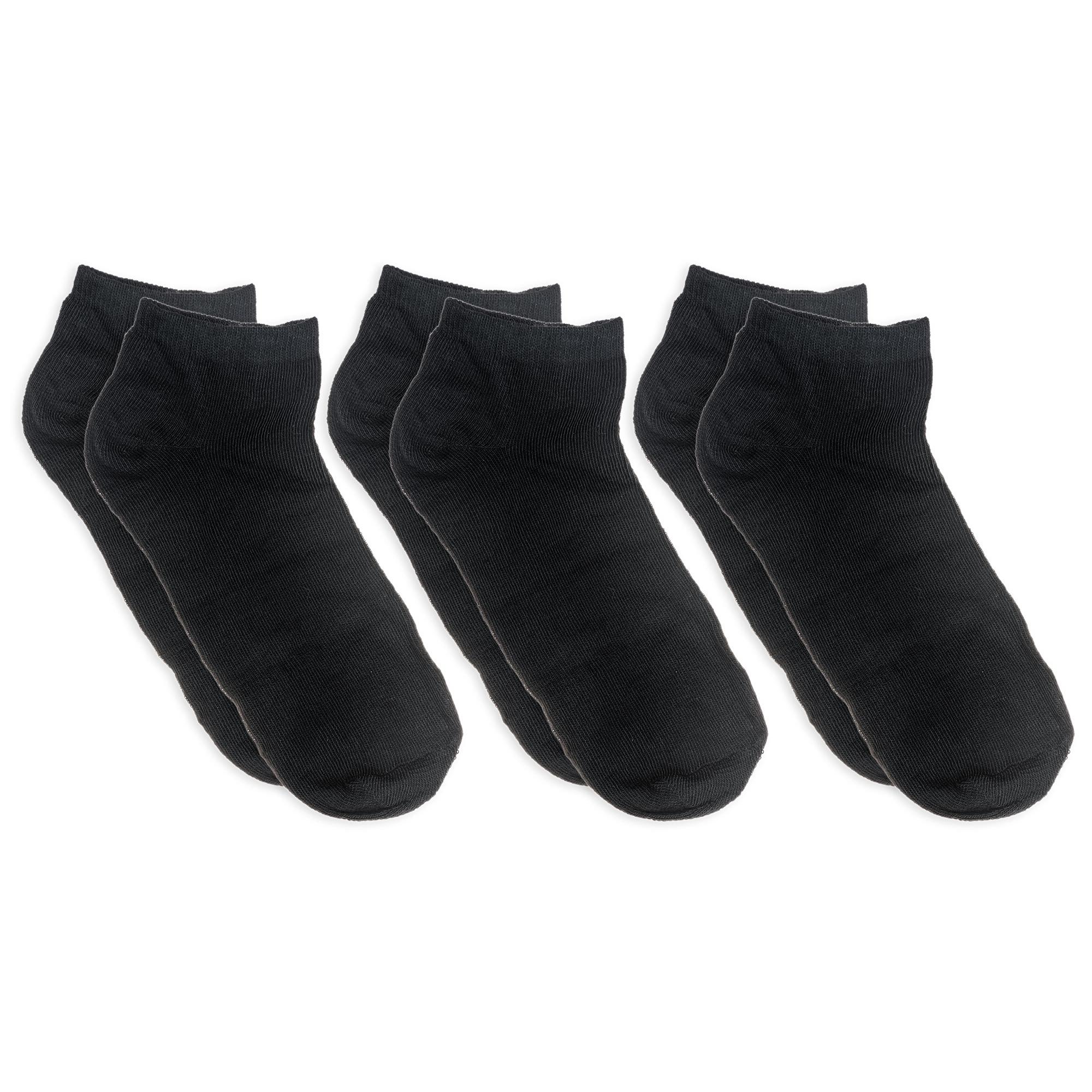 Accessories    Αξεσουάρ Ένδυσης    Κάλτσες χαμηλές μαύρες ανδρικές ... 4ba6ce786ed