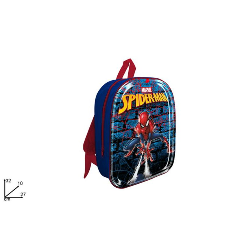 d83c4430209 Accessories :: Τσάντες & Πορτοφόλια :: Παιδική τσάντα πλάτης Spiderman