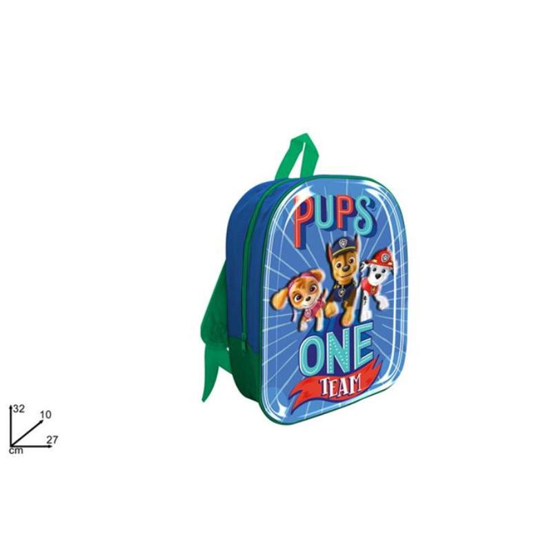 f899a33d46e Accessories :: Τσάντες & Πορτοφόλια :: Παιδική τσάντα πλάτης Paw Patrol